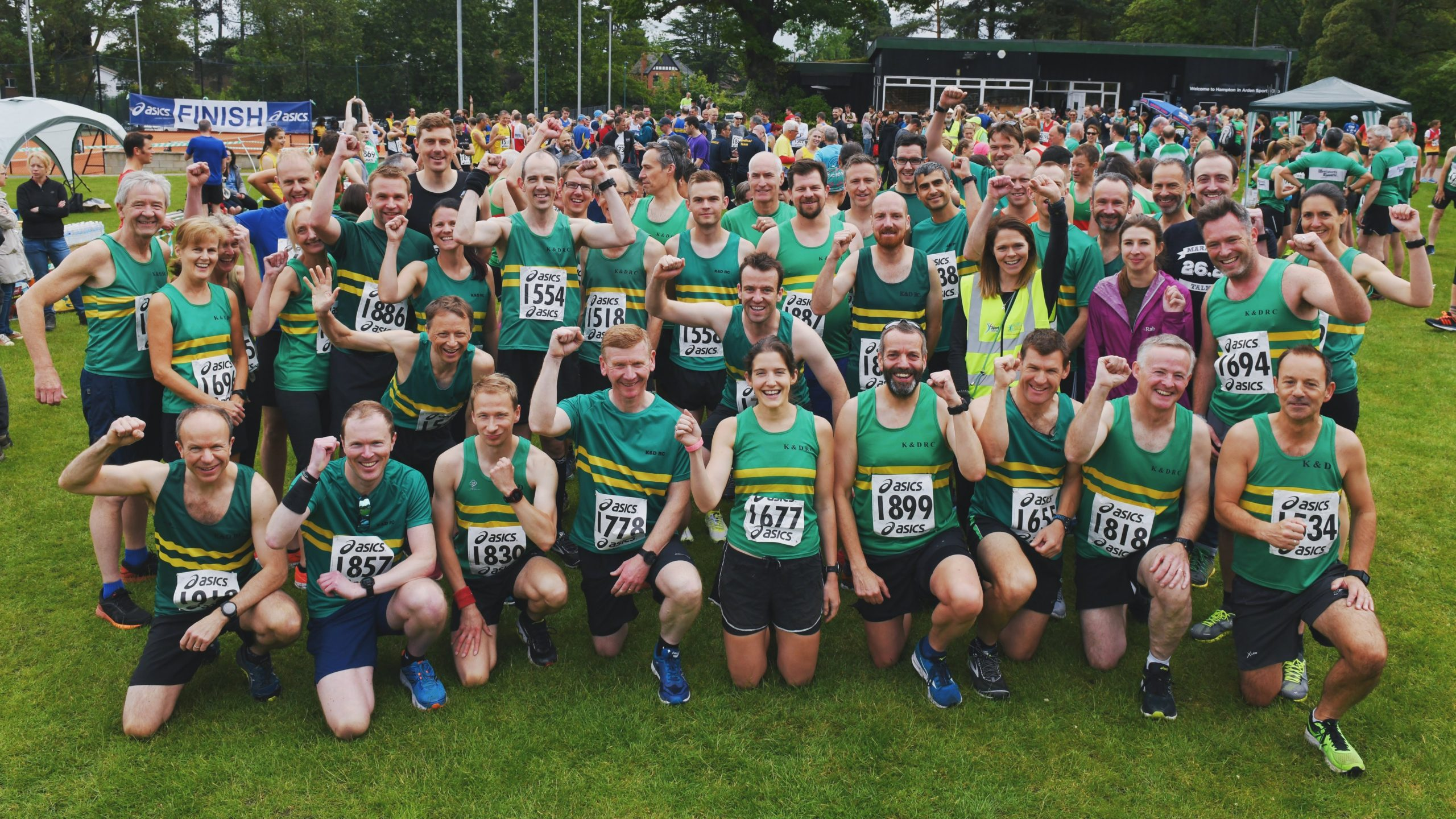 2019 Arden 9 - Knowle and Dorridge Running Club