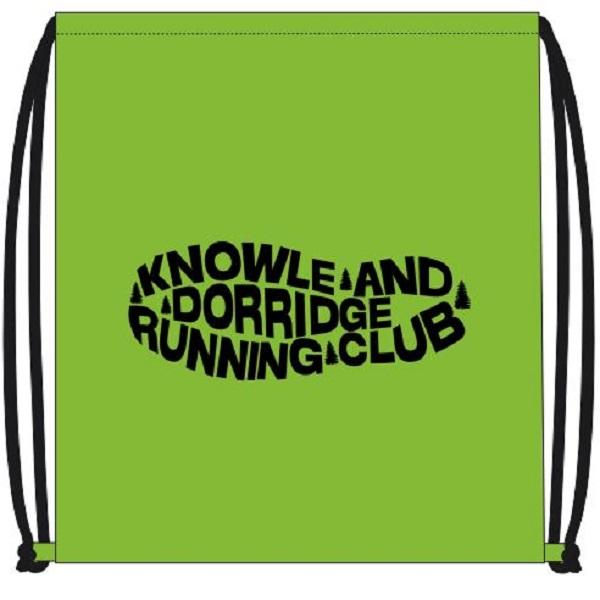 Drawstring Bag Logo